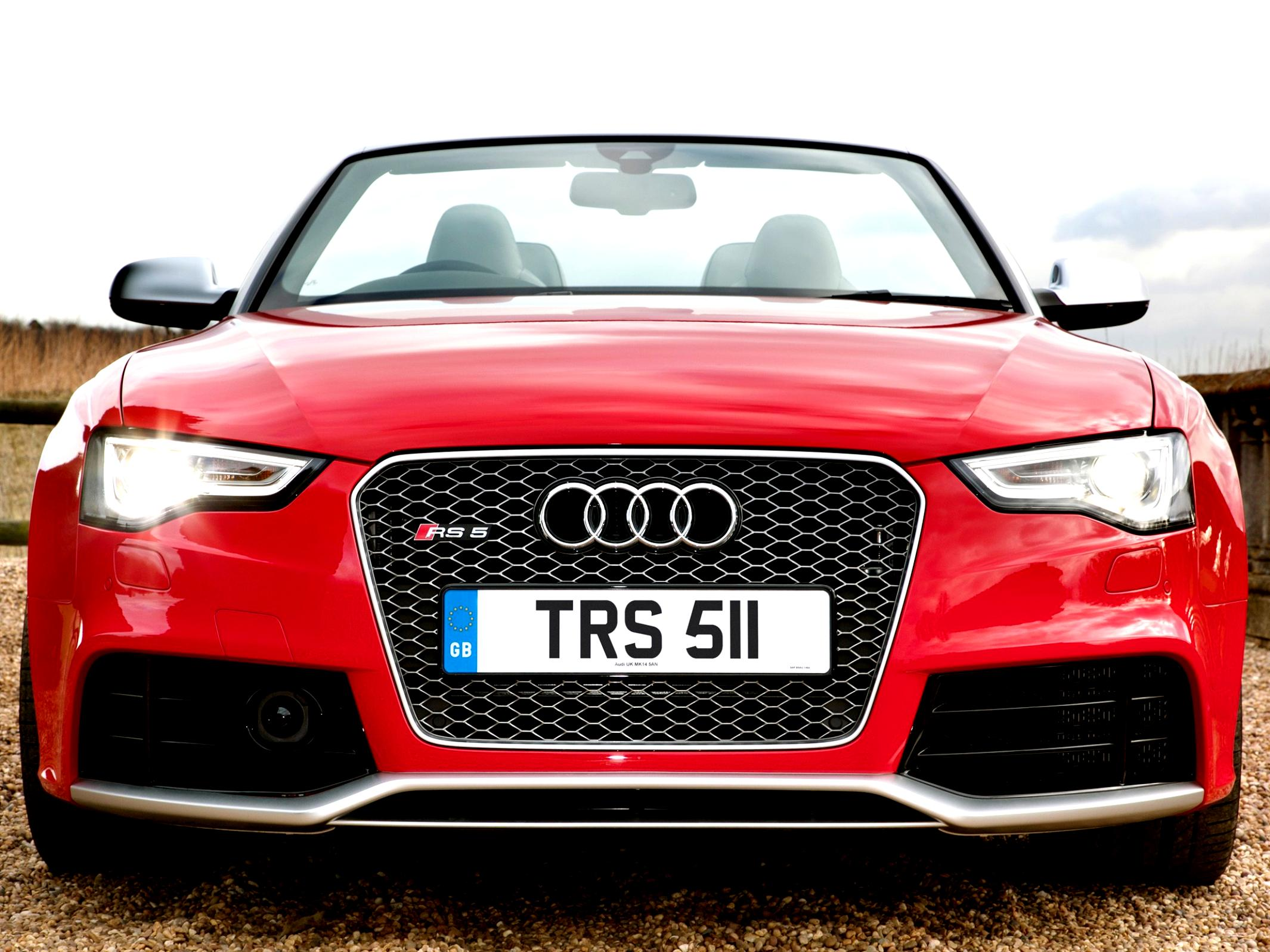 Audi RS5 Cabriolet 2013 #62