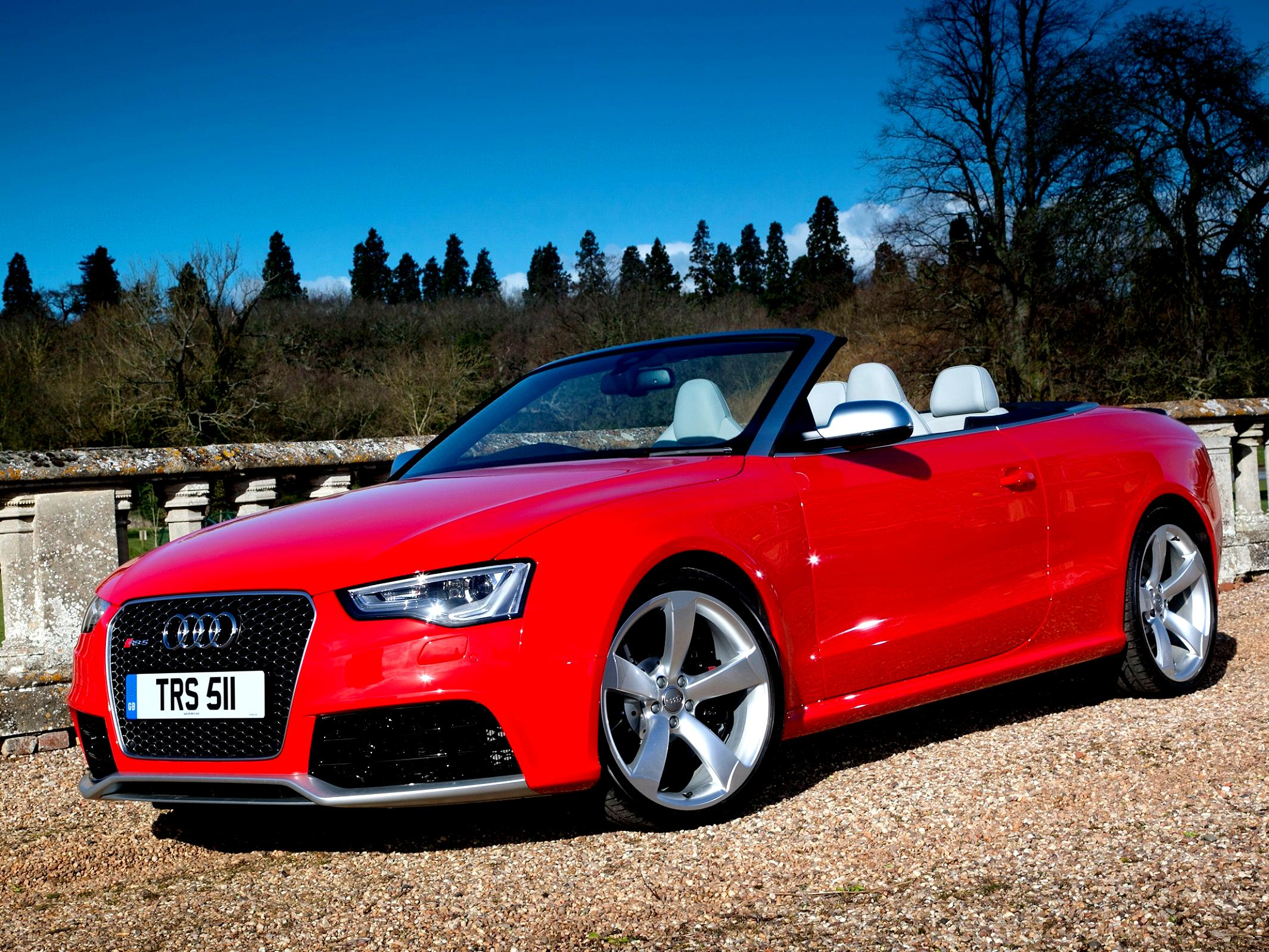 Audi RS5 Cabriolet 2013 #63