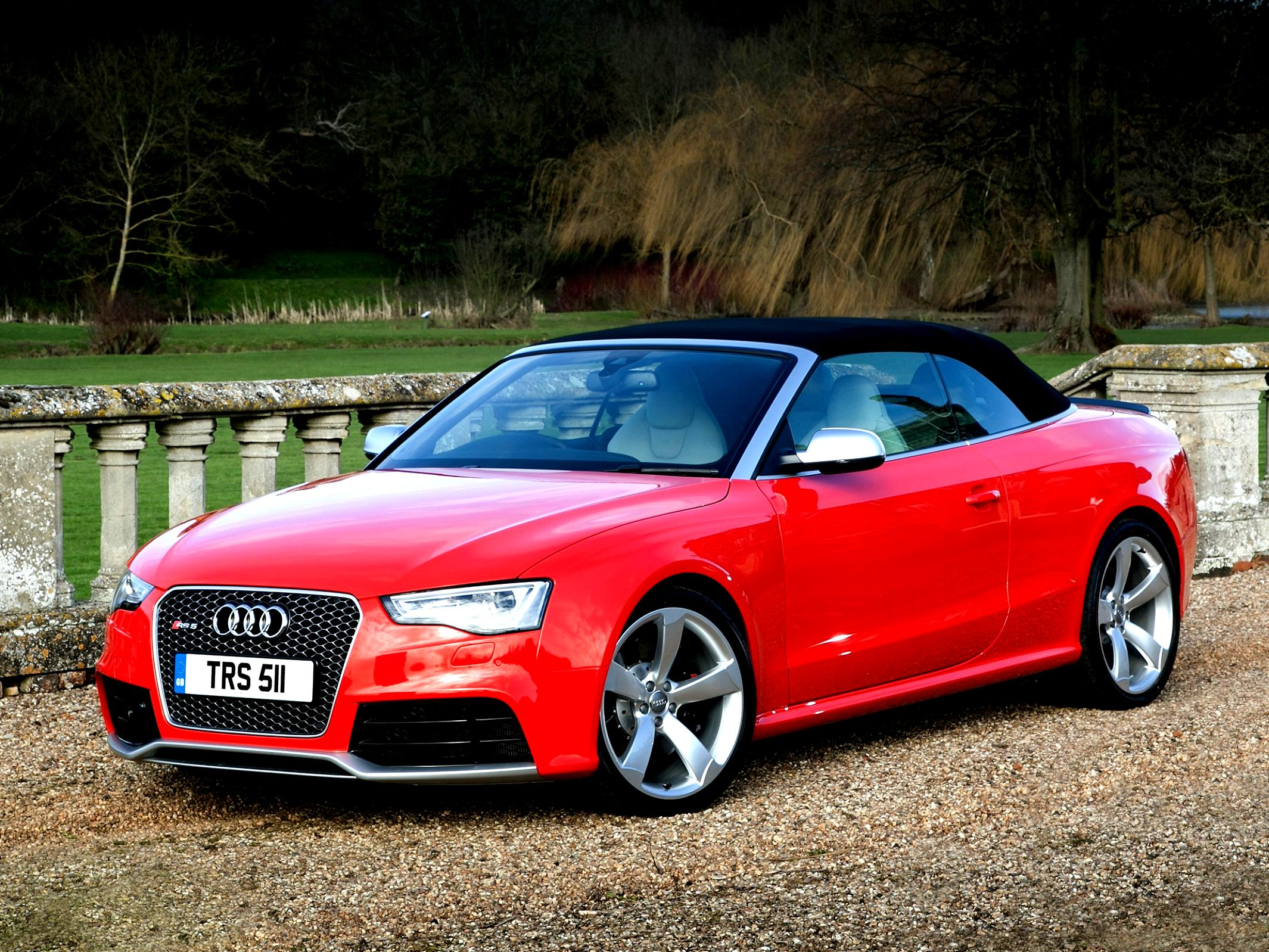 Audi RS5 Cabriolet 2013 #64