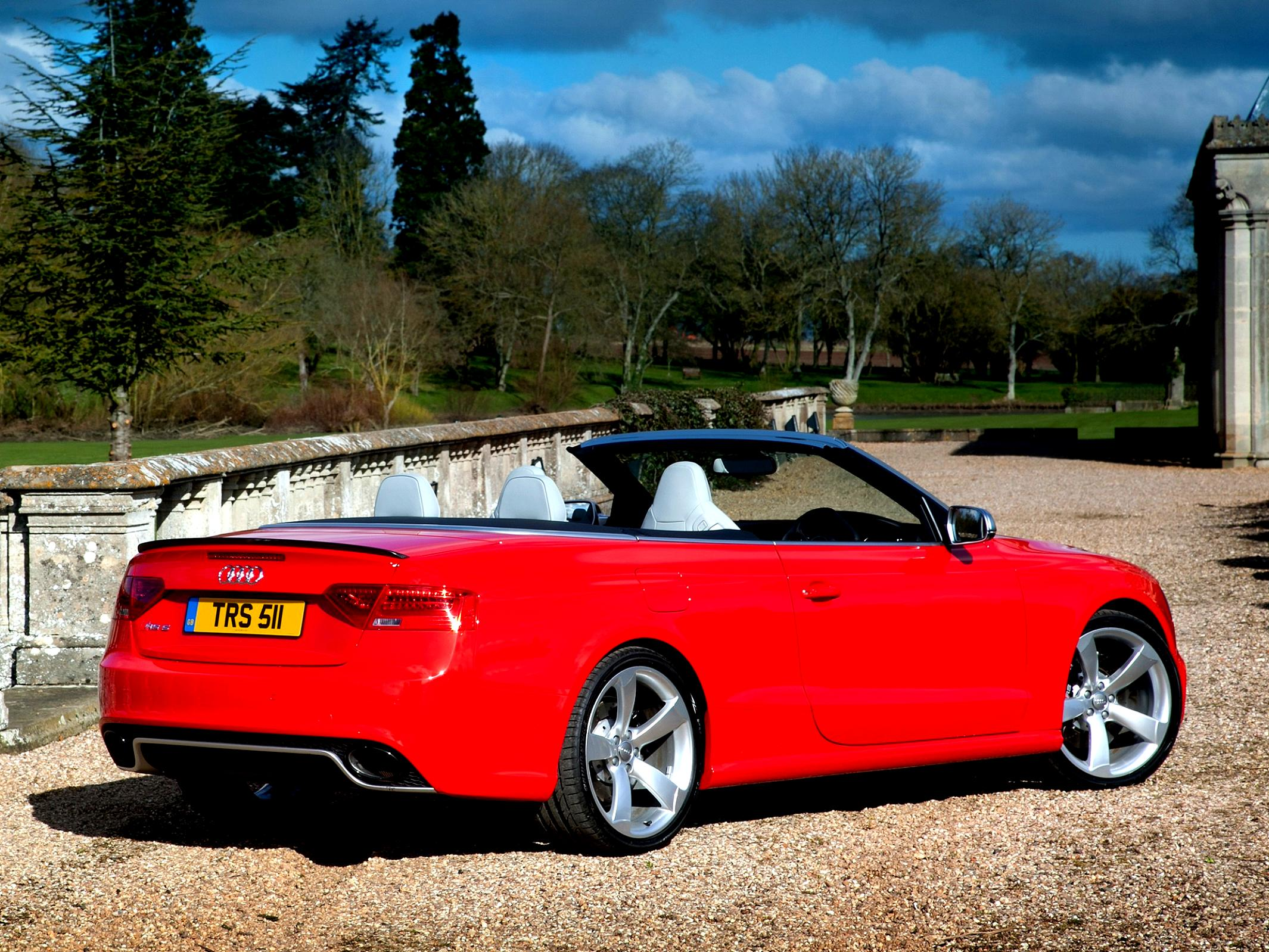 Audi RS5 Cabriolet 2013 #66