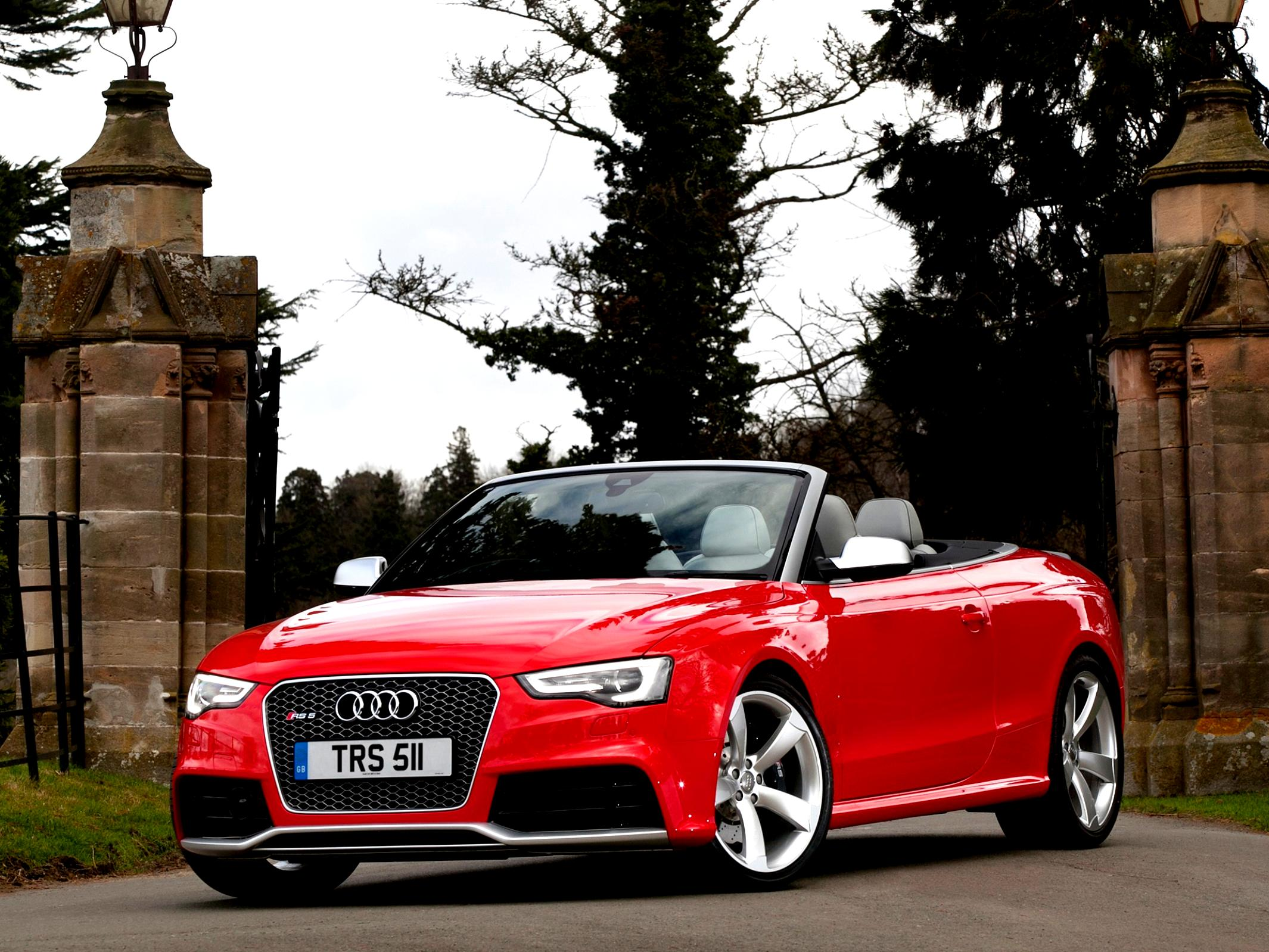 Audi RS5 Cabriolet 2013 #67