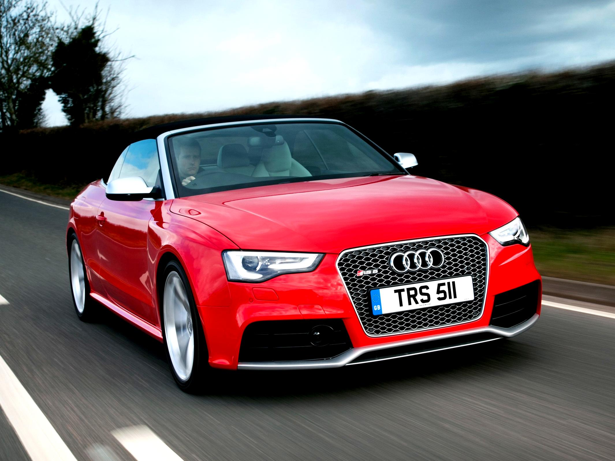 Audi RS5 Cabriolet 2013 #69
