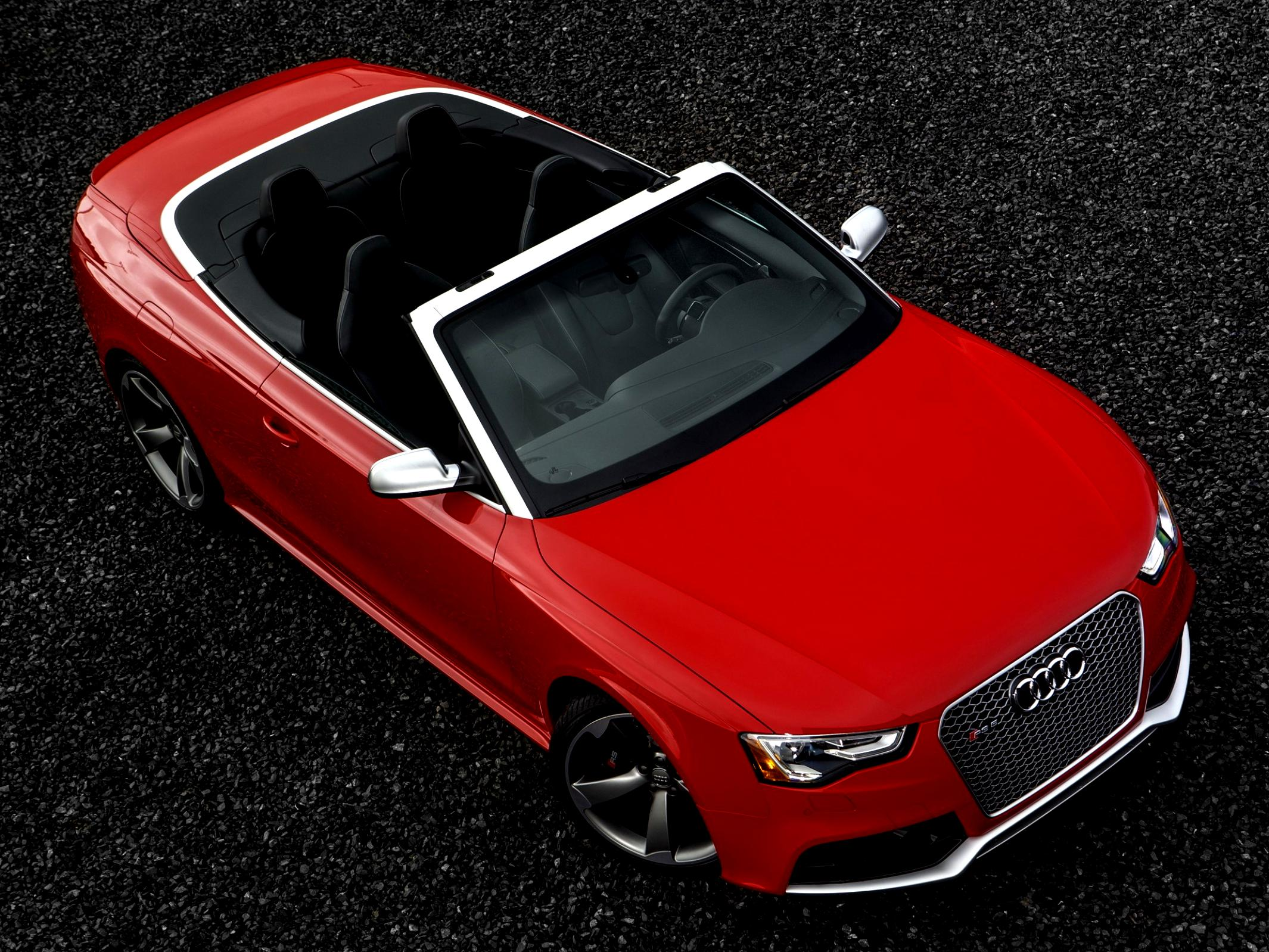 Audi RS5 Cabriolet 2013 #74