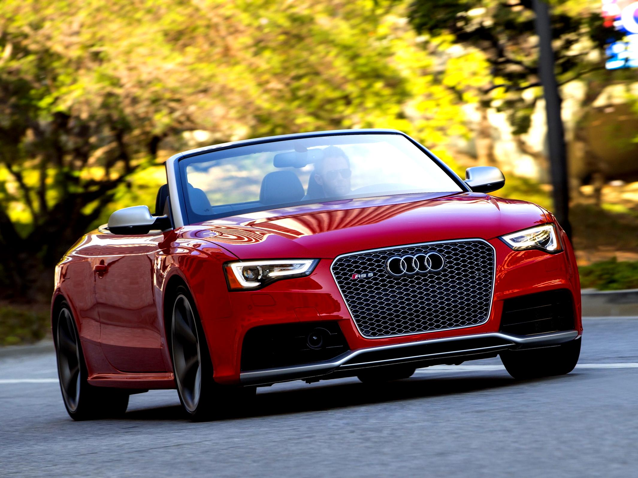 Audi RS5 Cabriolet 2013 #77