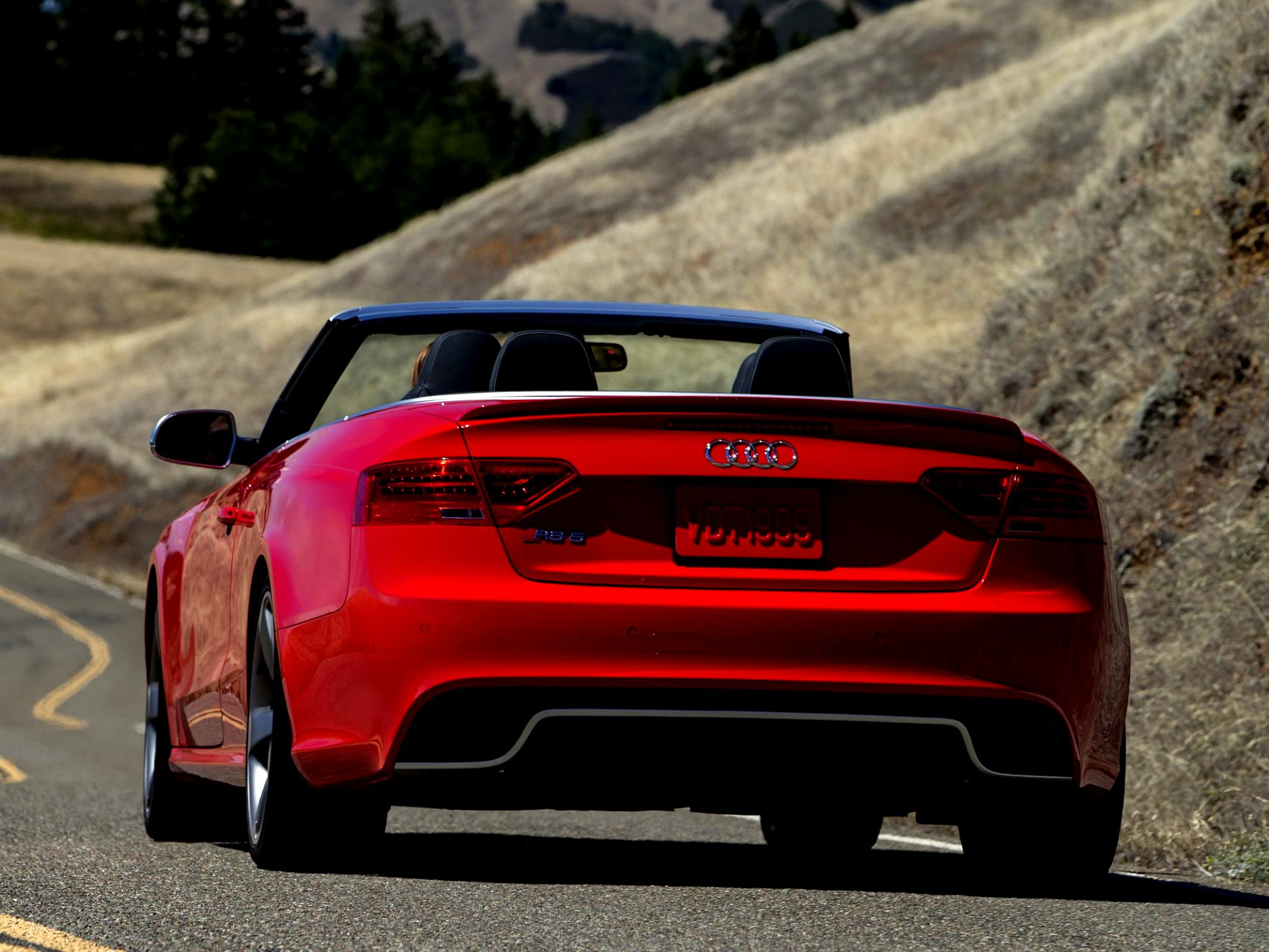 Audi RS5 Cabriolet 2013 #78