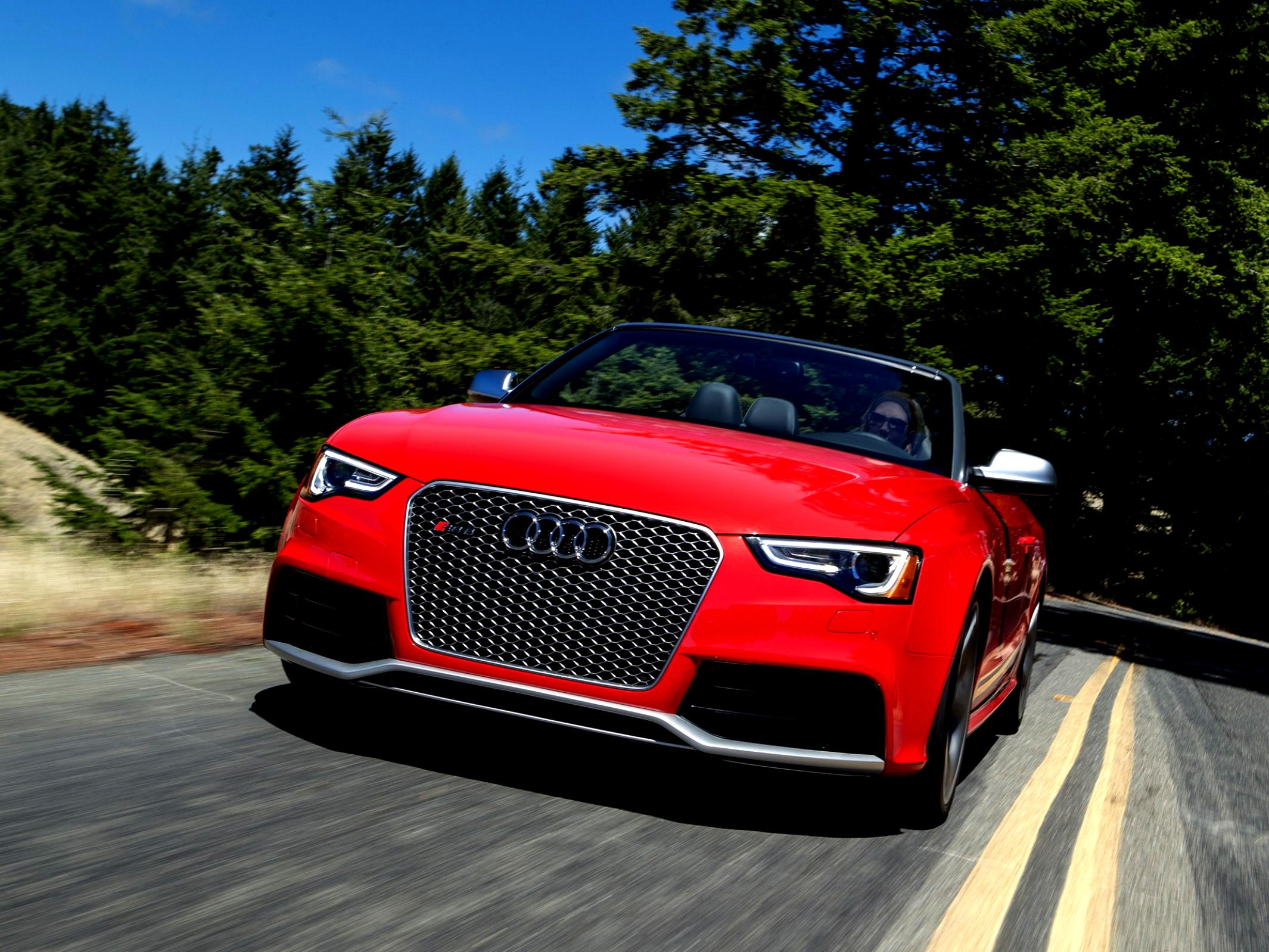 Audi RS5 Cabriolet 2013 #79