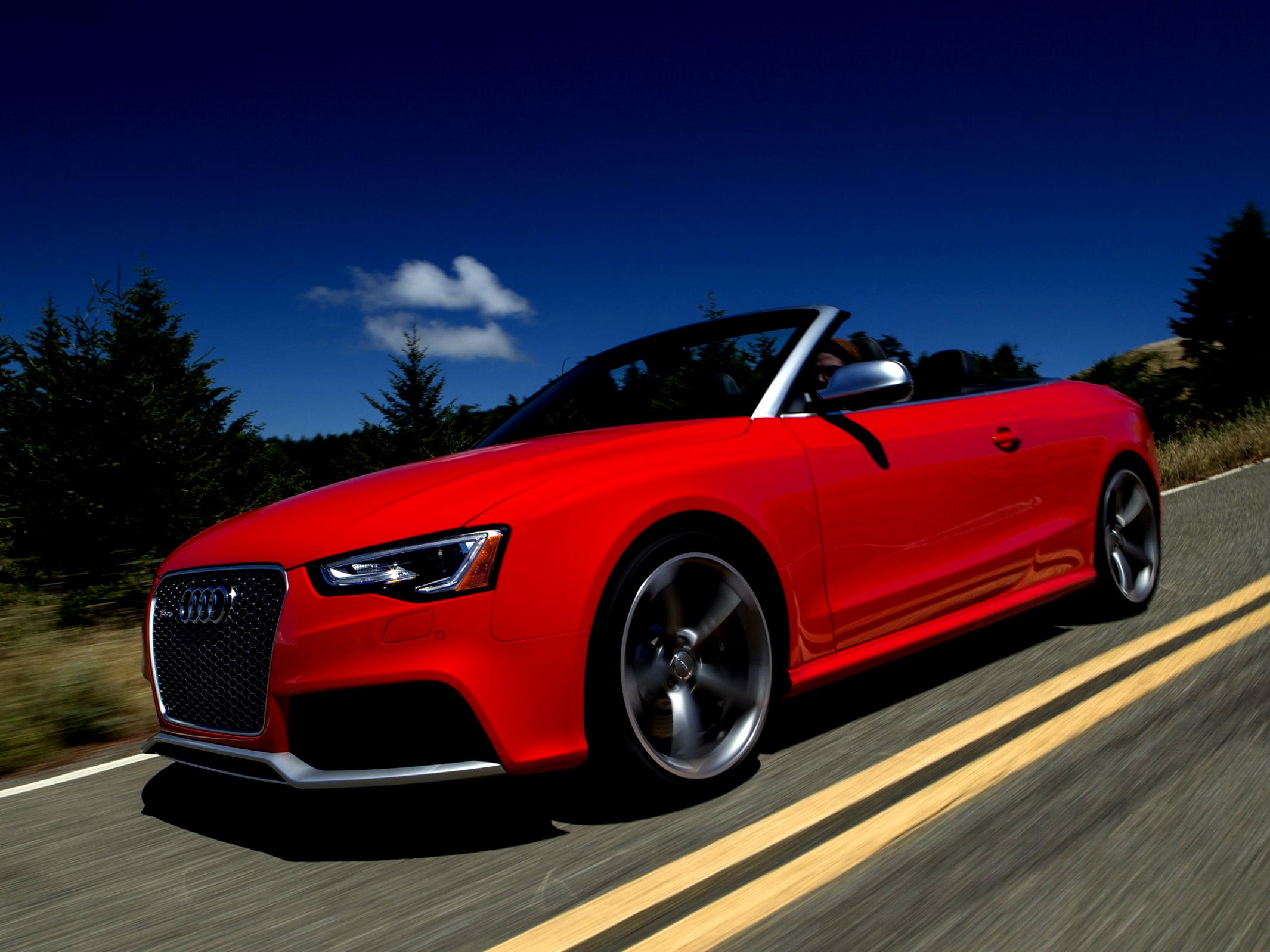 Audi RS5 Cabriolet 2013 #80