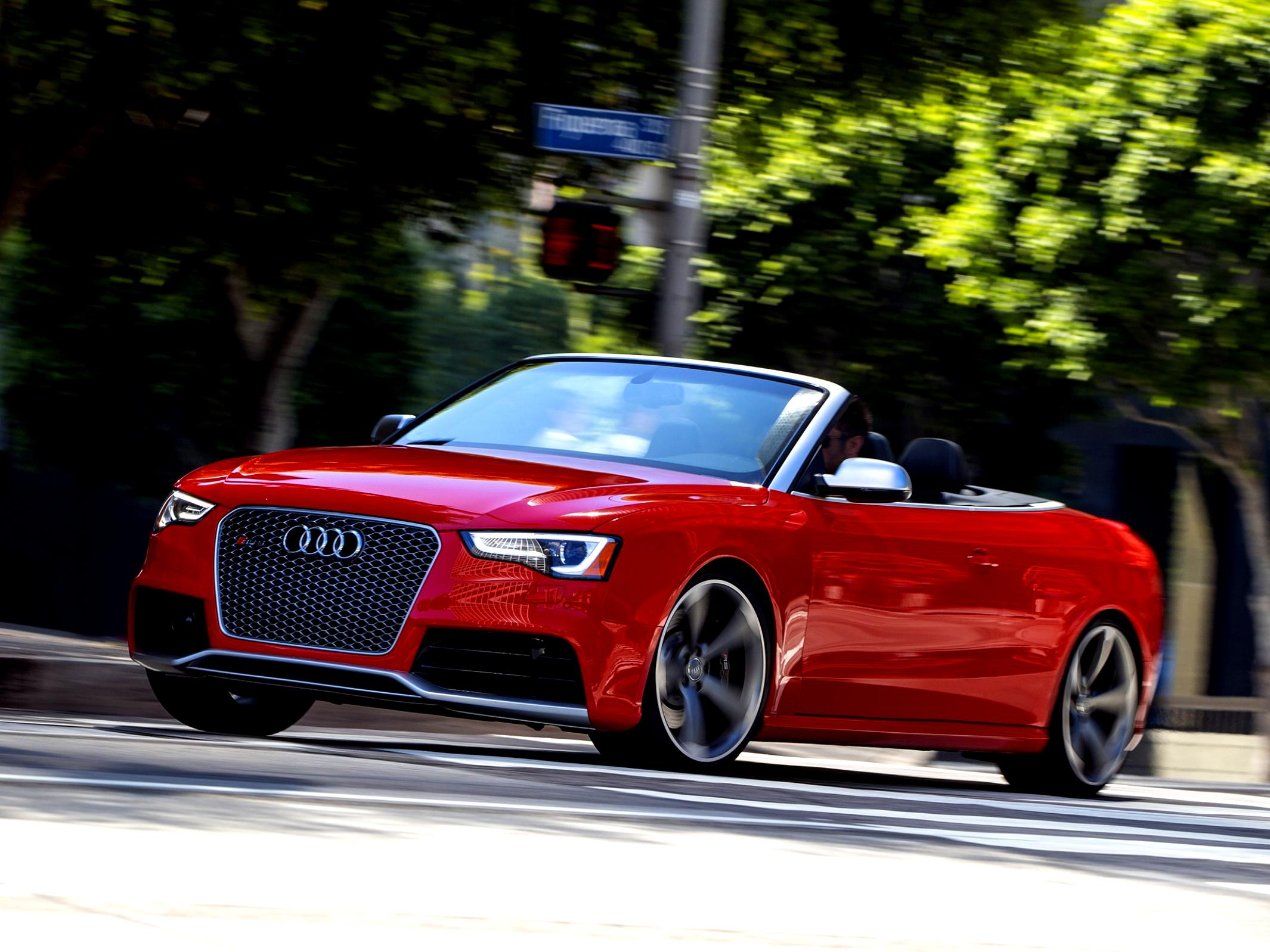 Audi RS5 Cabriolet 2013 #82