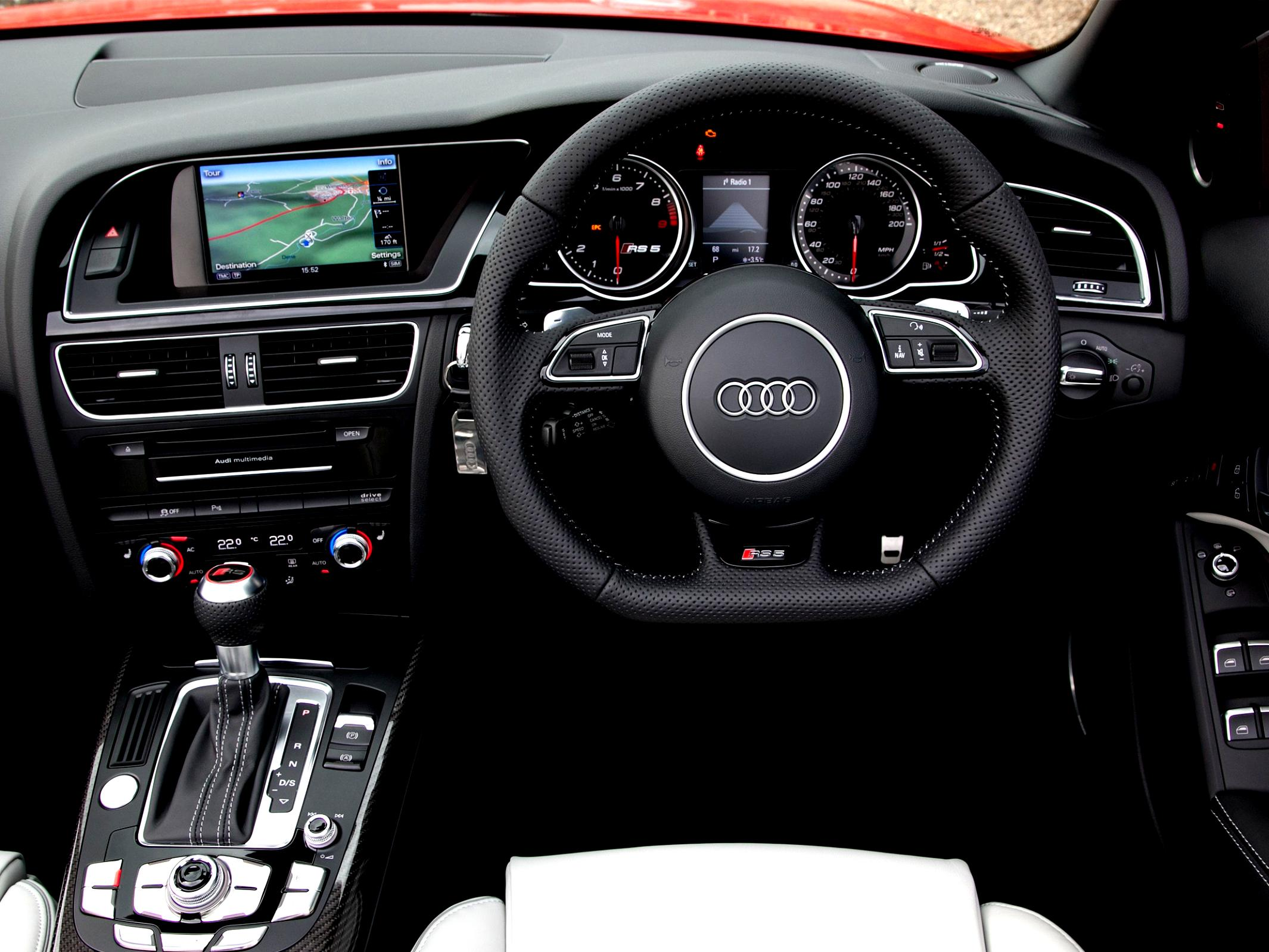 Audi RS5 Cabriolet 2013 #93