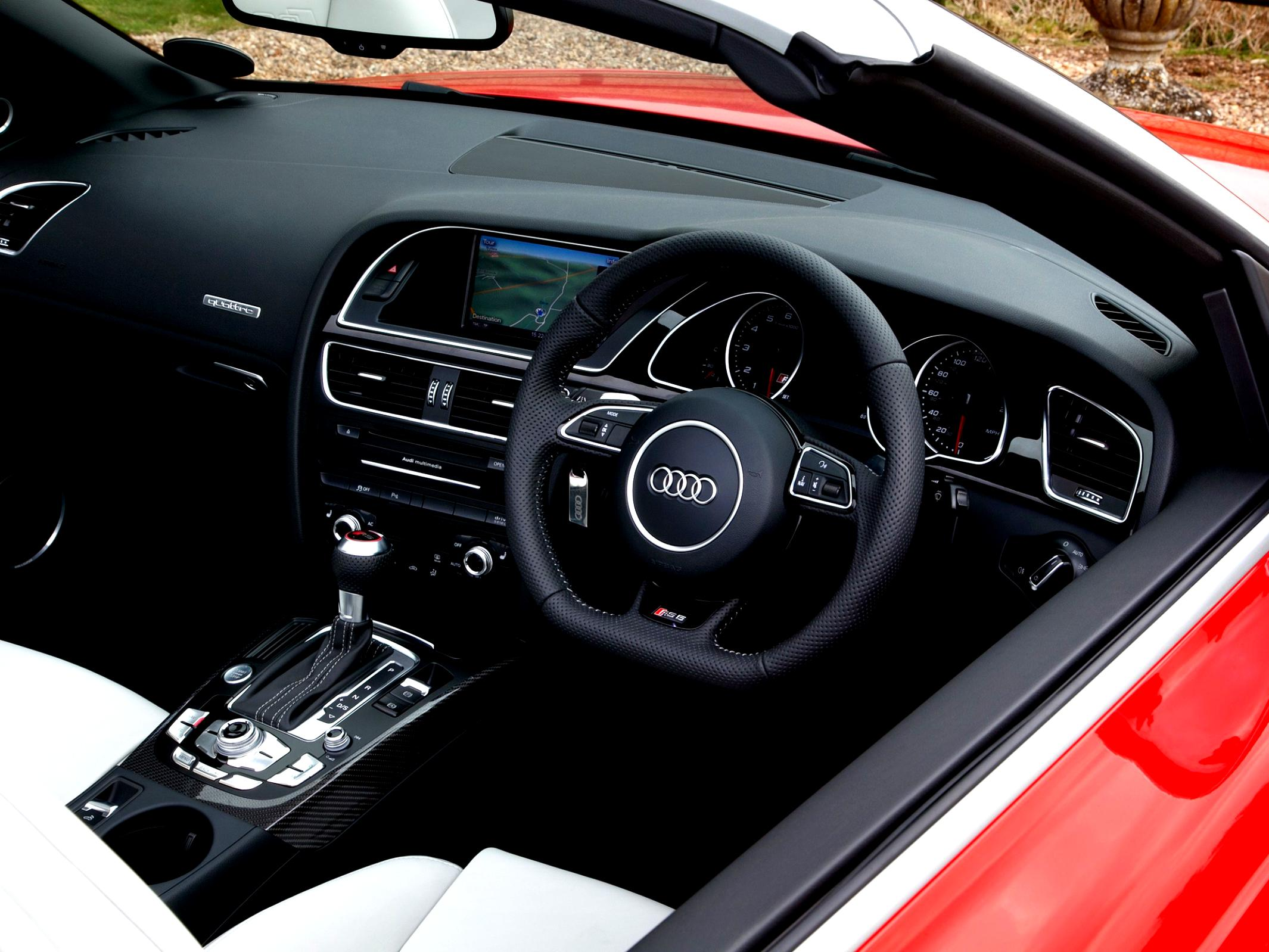 Audi RS5 Cabriolet 2013 #94