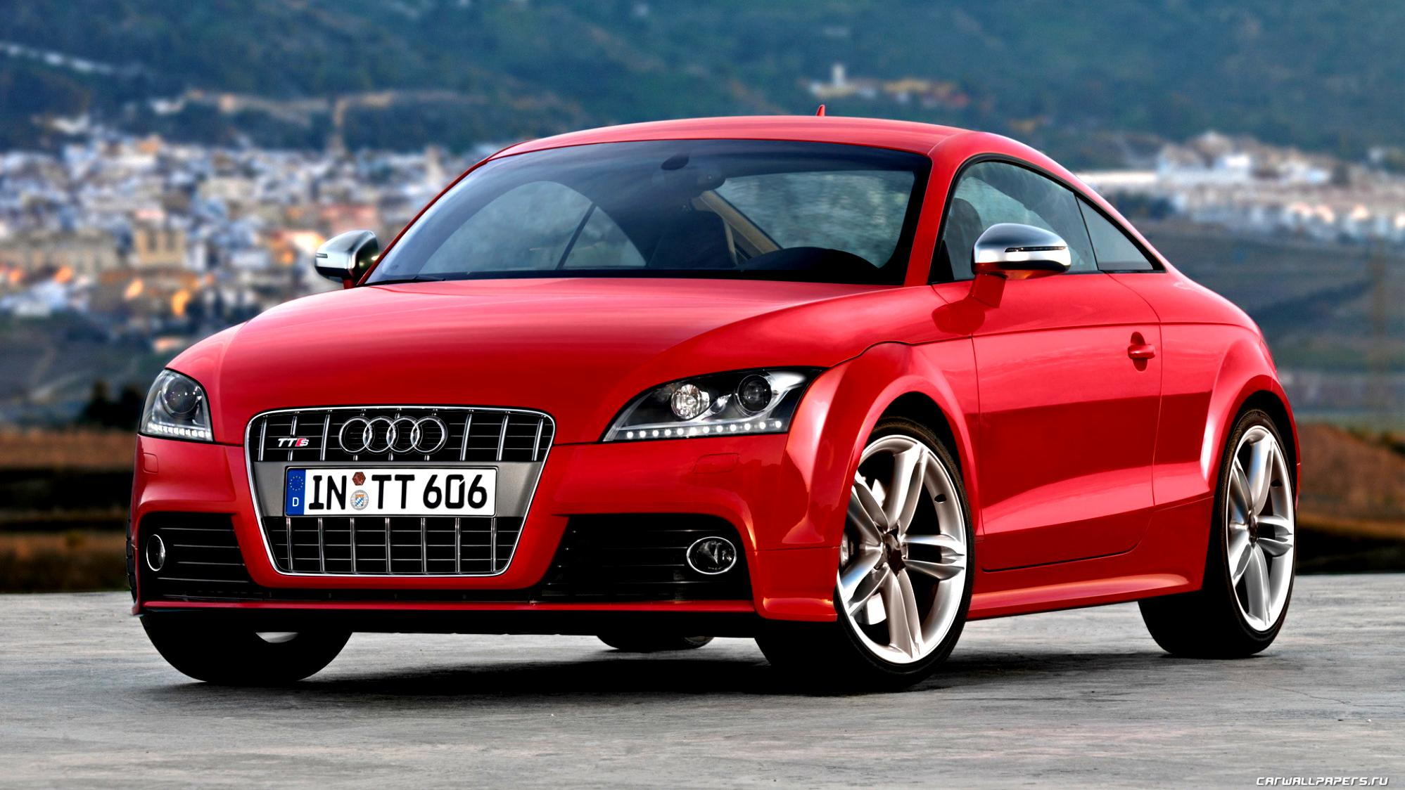 Audi TTS 2008 on MotoImg.com