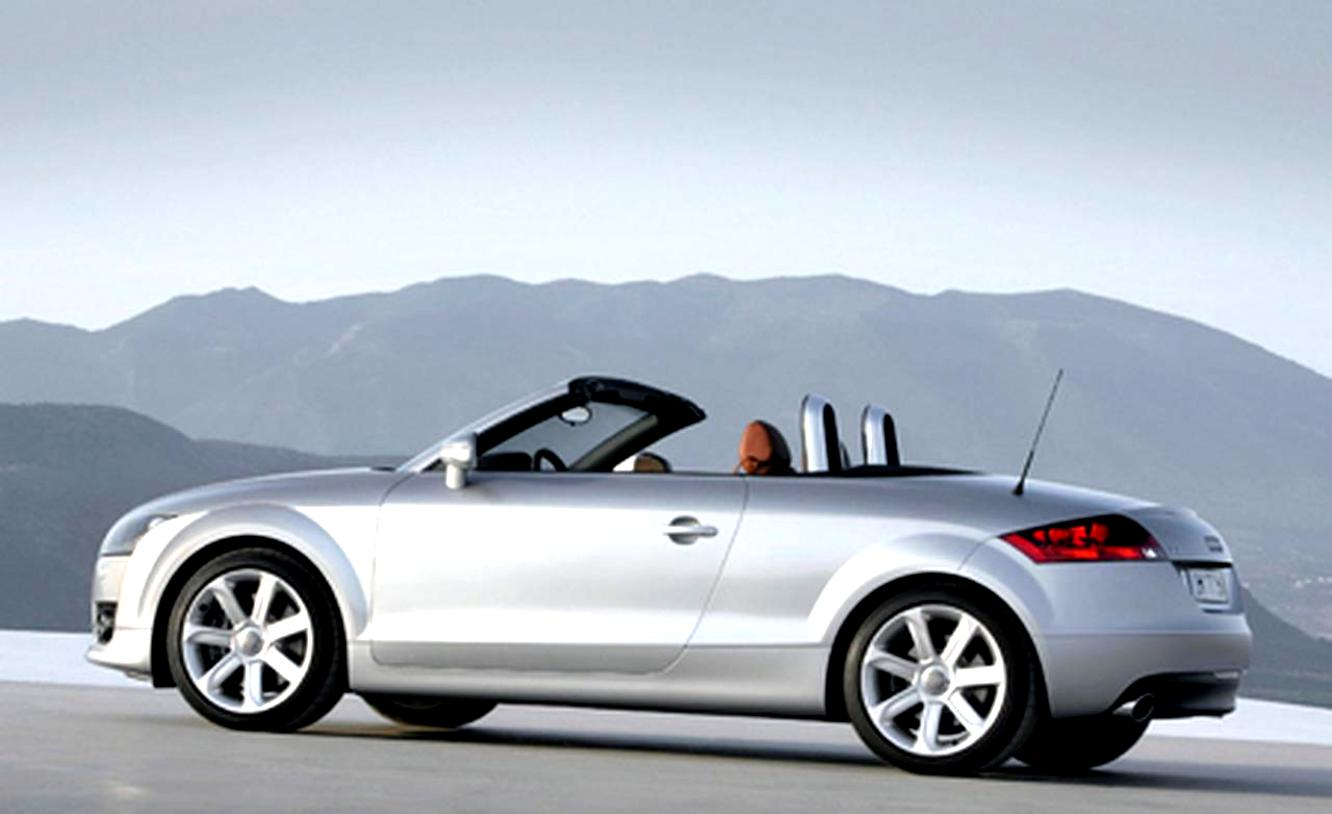 Audi Tts Roadster 2008 Photos 6 On Motoimg Com