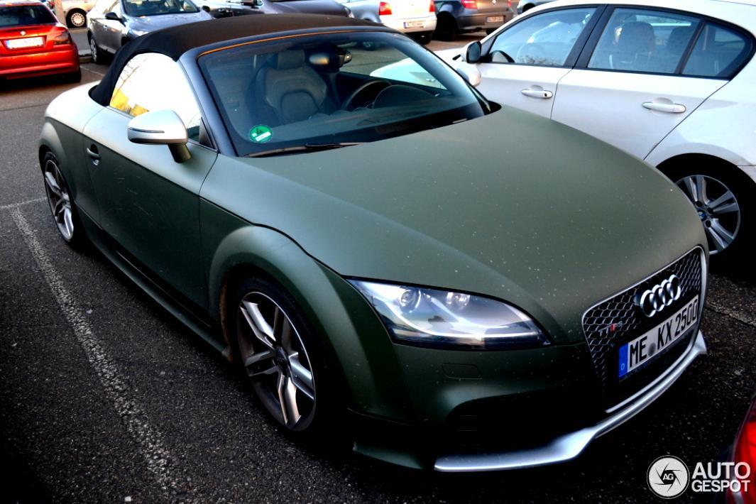 Audi tt 2008 tire size 15