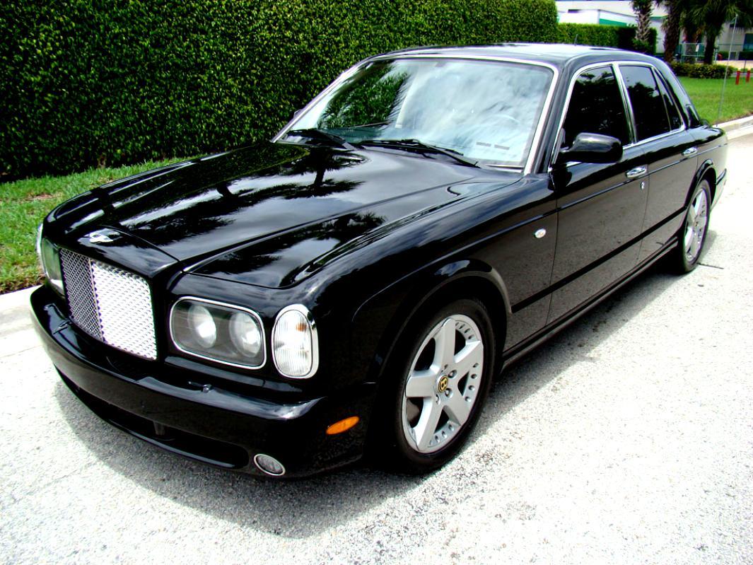 Bentley arnage t 2002 on motoimg bentley arnage t 2002 4 vanachro Choice Image