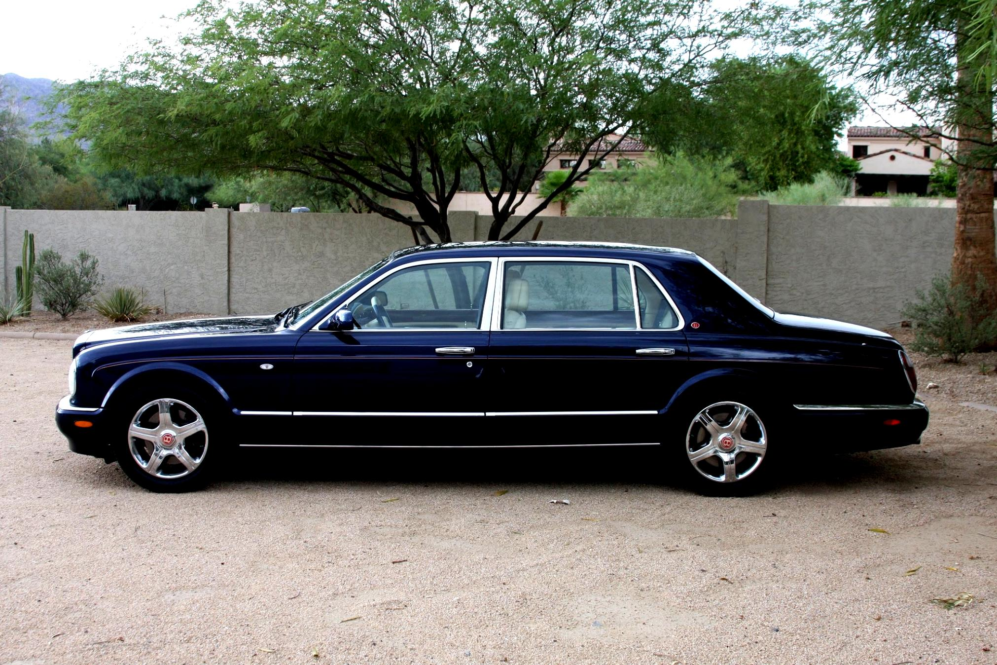 Bentley arnage t 2002 on motoimg bentley arnage t 2002 9 vanachro Images