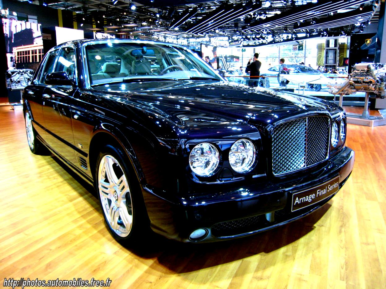 Bentley azure t 2008 on motoimg bentley azure t 2008 4 vanachro Choice Image