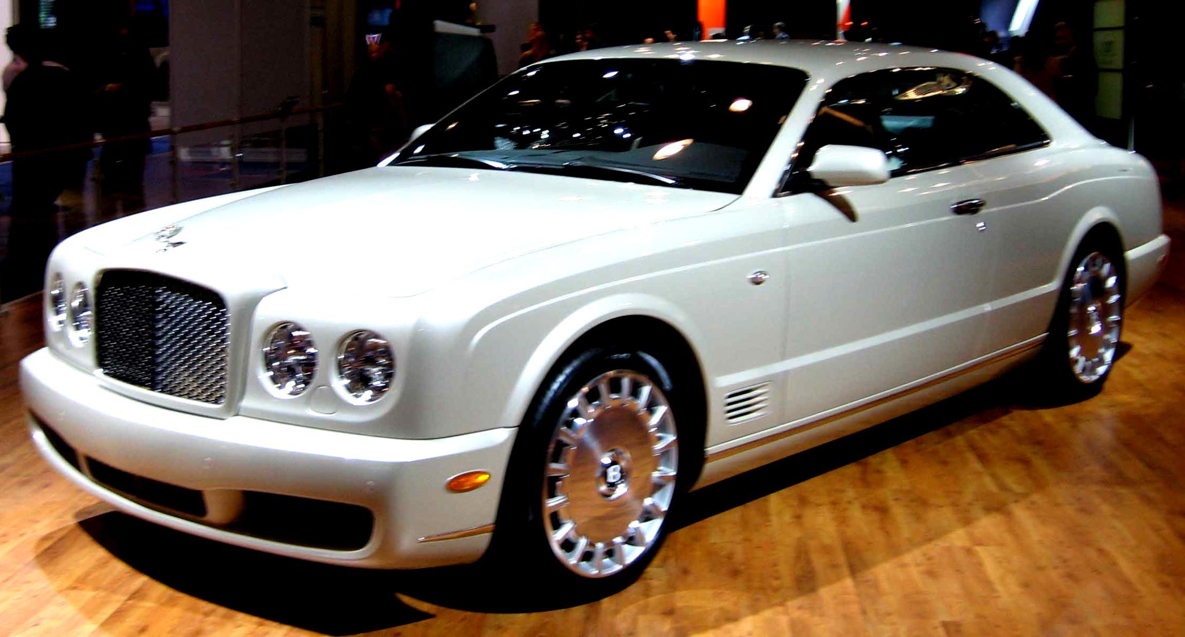 Bentley Brooklands on 2005 Bentley Continental Gt Mpg