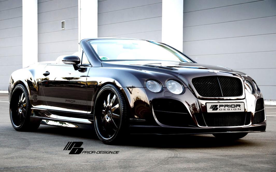 ... Bentley Continental GT 2003 #7 ...