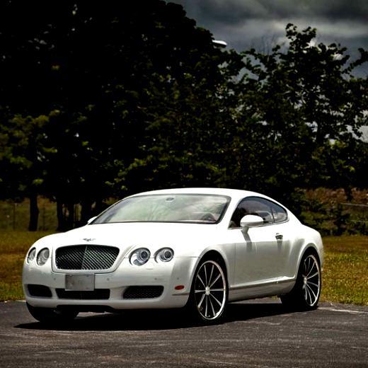 Bentley Continental GT 2003 On MotoImg.com