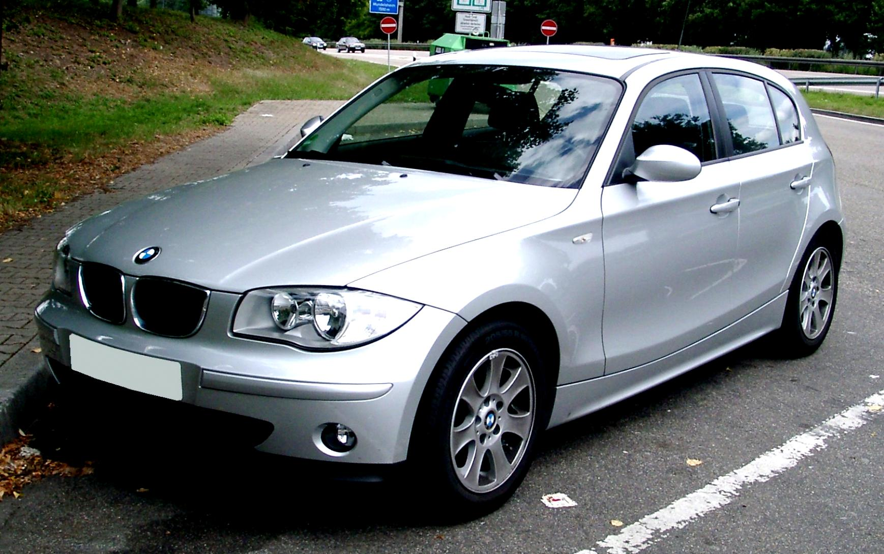 BMW 1 Series 3 Doors E81 2007 #1
