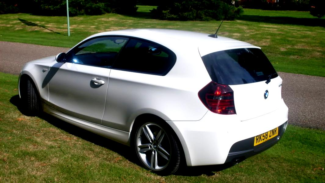 BMW 1 Series 3 Doors E81 2007 #2