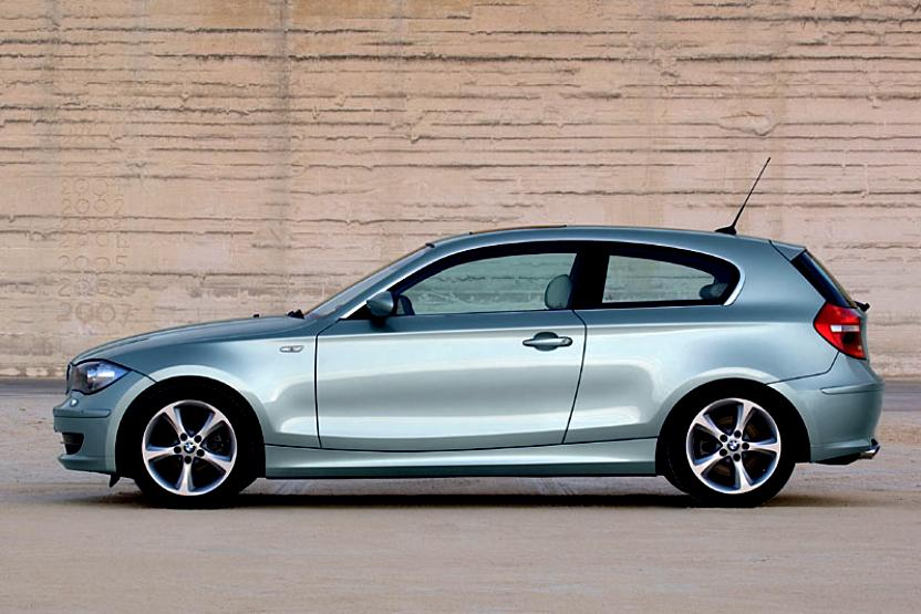 BMW 1 Series 3 Doors E81 2007 #3