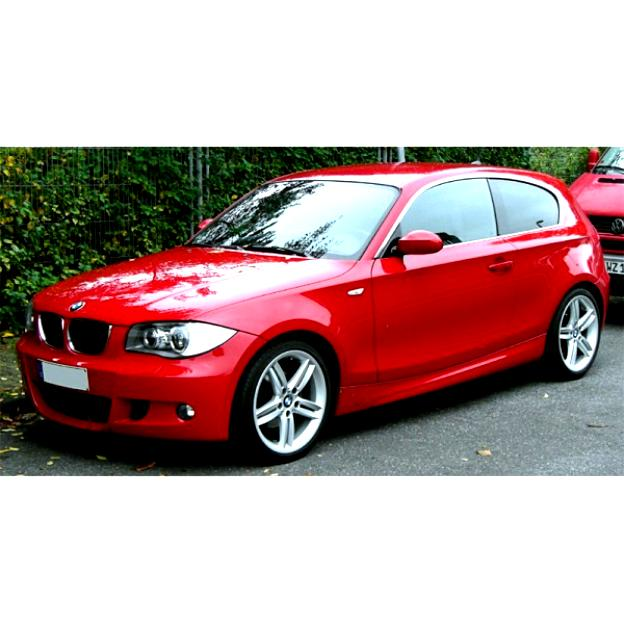 BMW 1 Series 3 Doors E81 2007 #8