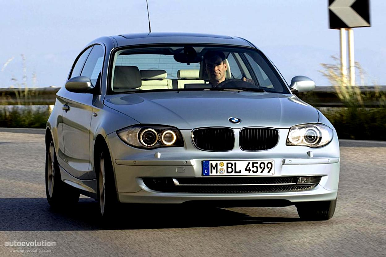 BMW 1 Series 3 Doors E81 2007 #13