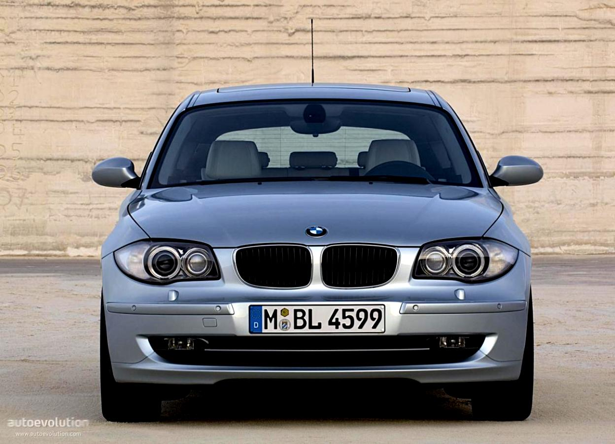BMW 1 Series 3 Doors E81 2007 #17