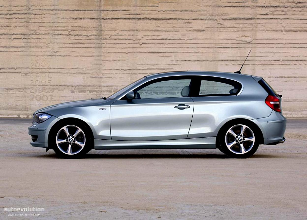 BMW 1 Series 3 Doors E81 2007 #18