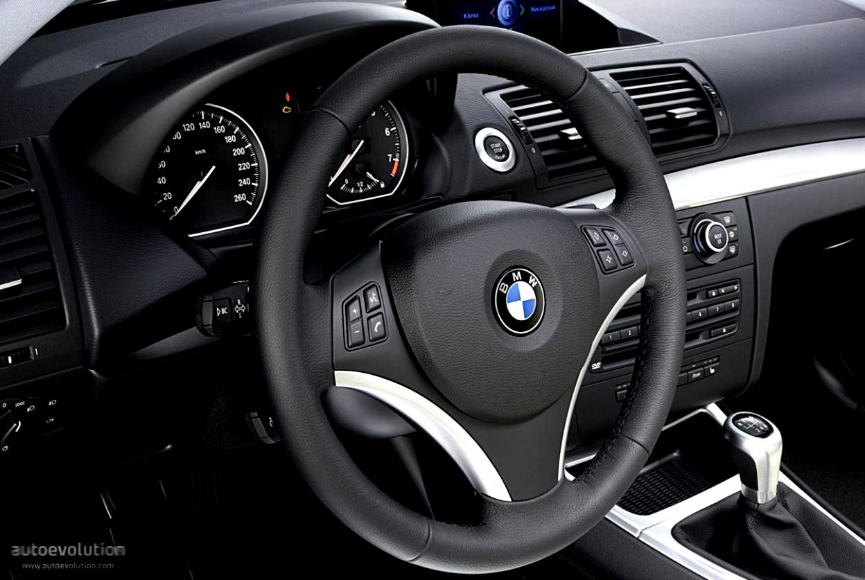 BMW 1 Series 3 Doors E81 2007 #21