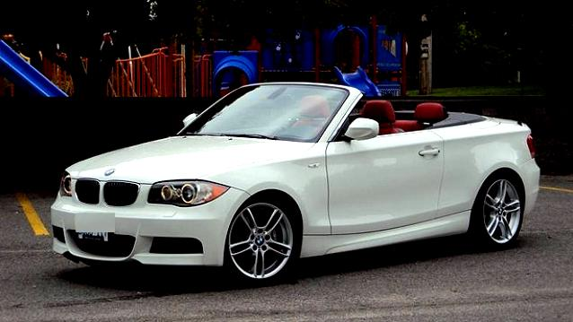 BMW 1 Series Cabriolet E88 2010 #1