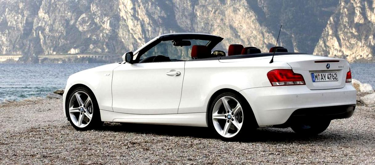 BMW 1 Series Cabriolet E88 2010 #3