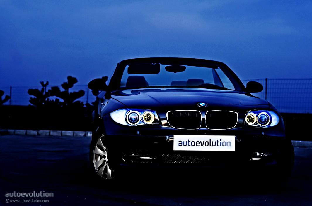 BMW 1 Series Cabriolet E88 2010 #4