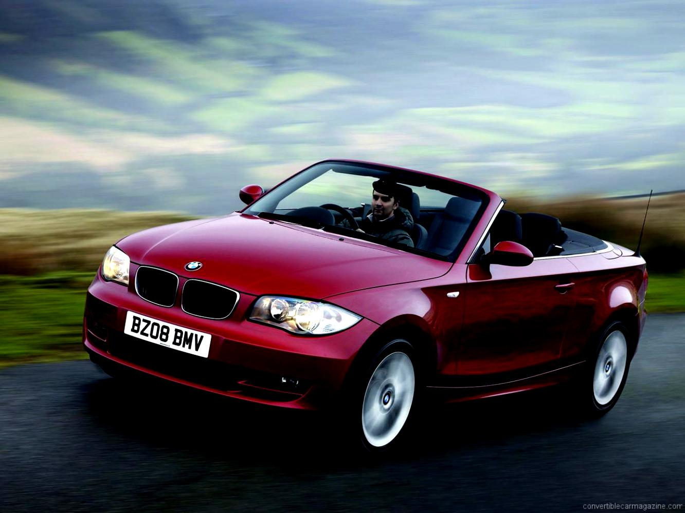 BMW 1 Series Cabriolet E88 2010 #7