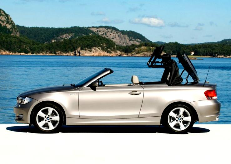 BMW 1 Series Cabriolet E88 2010 #9