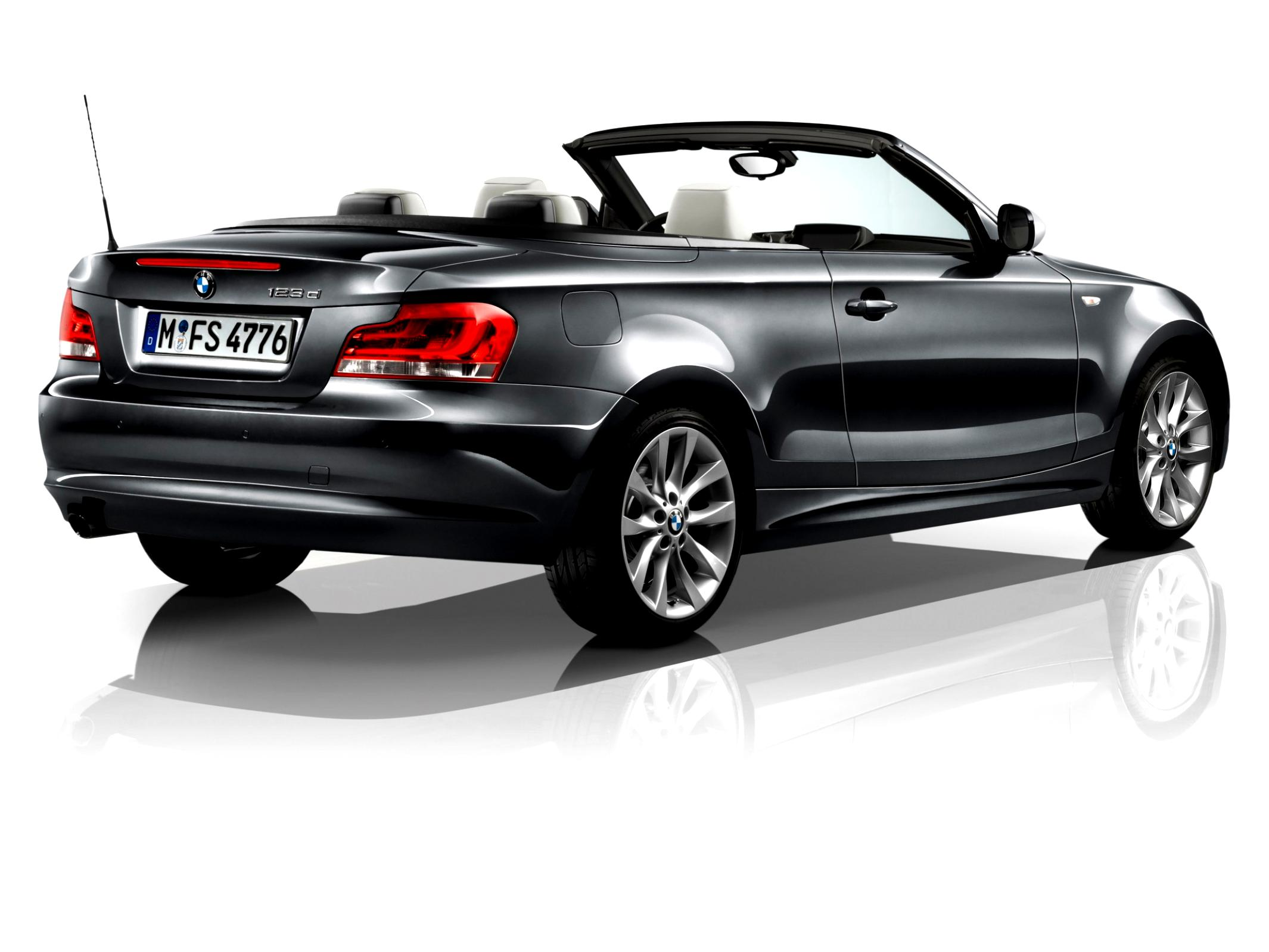 BMW 1 Series Cabriolet E88 2010 #13