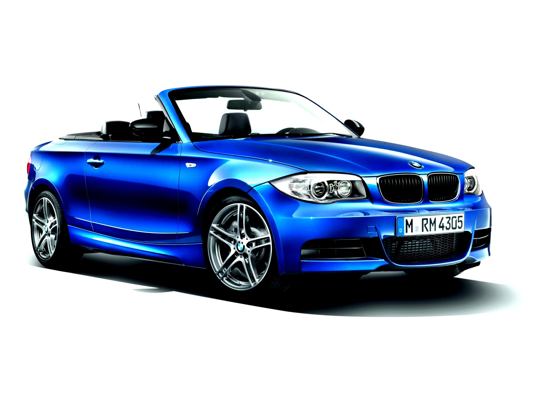 BMW 1 Series Cabriolet E88 2010 #14