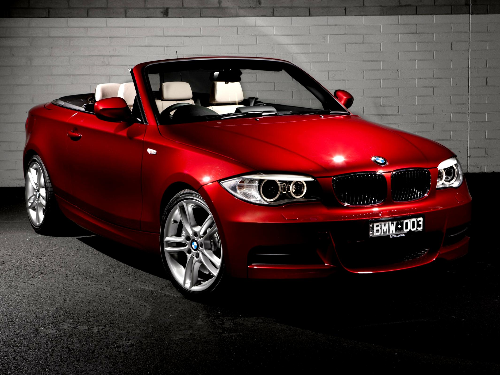 BMW 1 Series Cabriolet E88 2010 #17