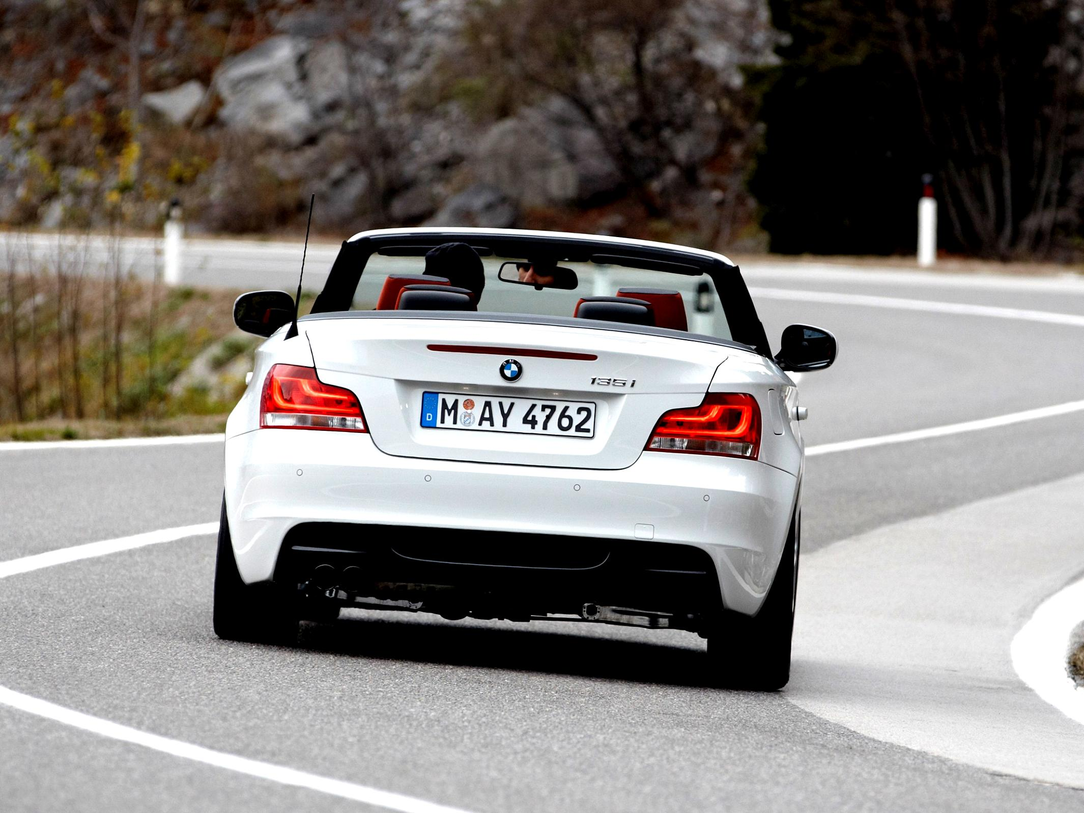 BMW 1 Series Cabriolet E88 2010 #22