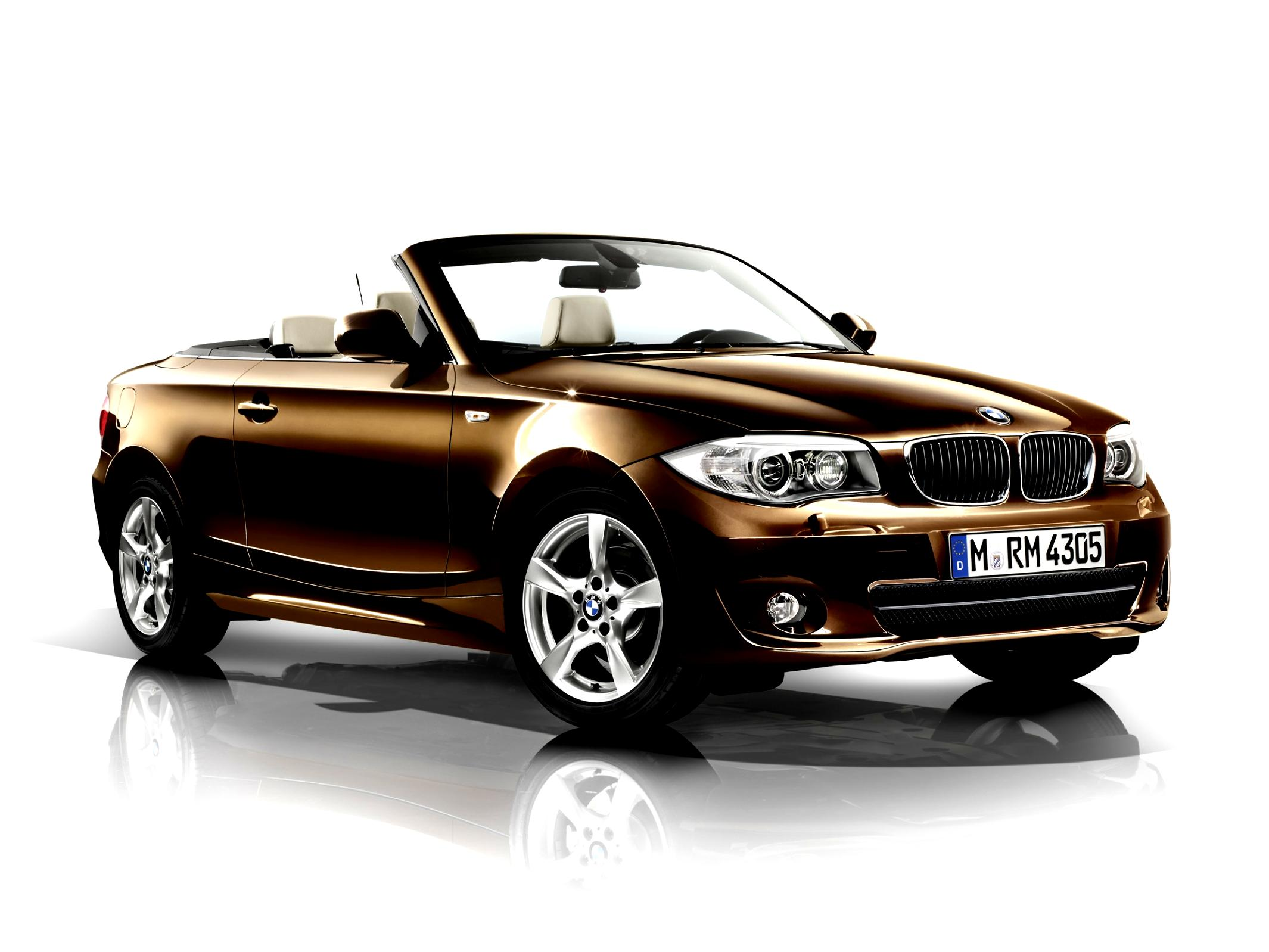 BMW 1 Series Cabriolet E88 2010 #25