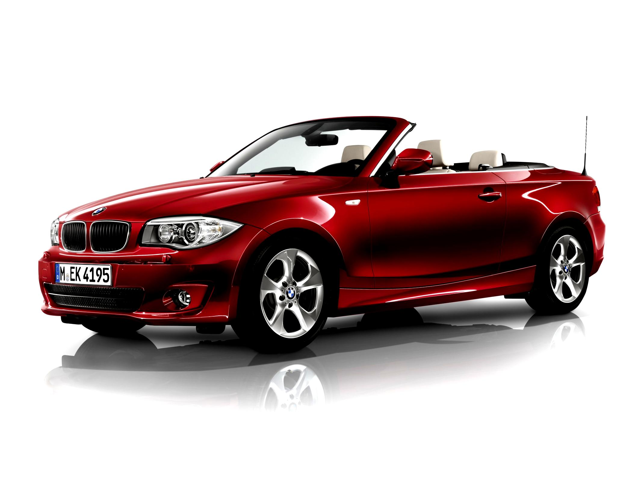 BMW 1 Series Cabriolet E88 2010 #28