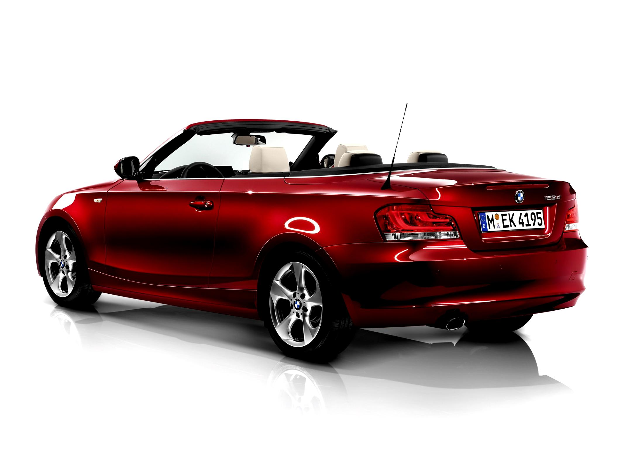 BMW 1 Series Cabriolet E88 2010 #29
