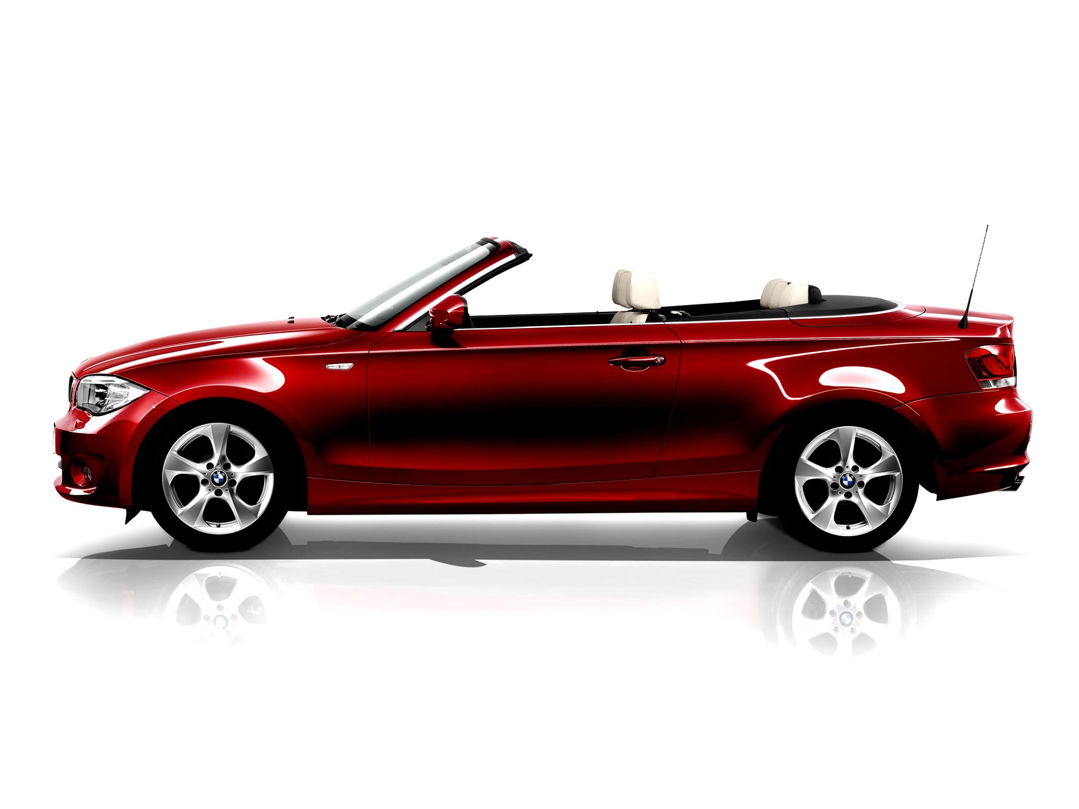 BMW 1 Series Cabriolet E88 2010 #31