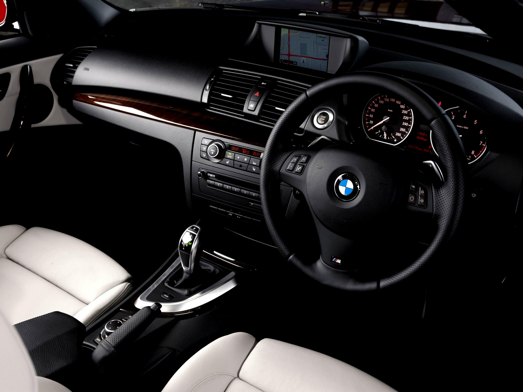 BMW 1 Series Cabriolet E88 2010 #38