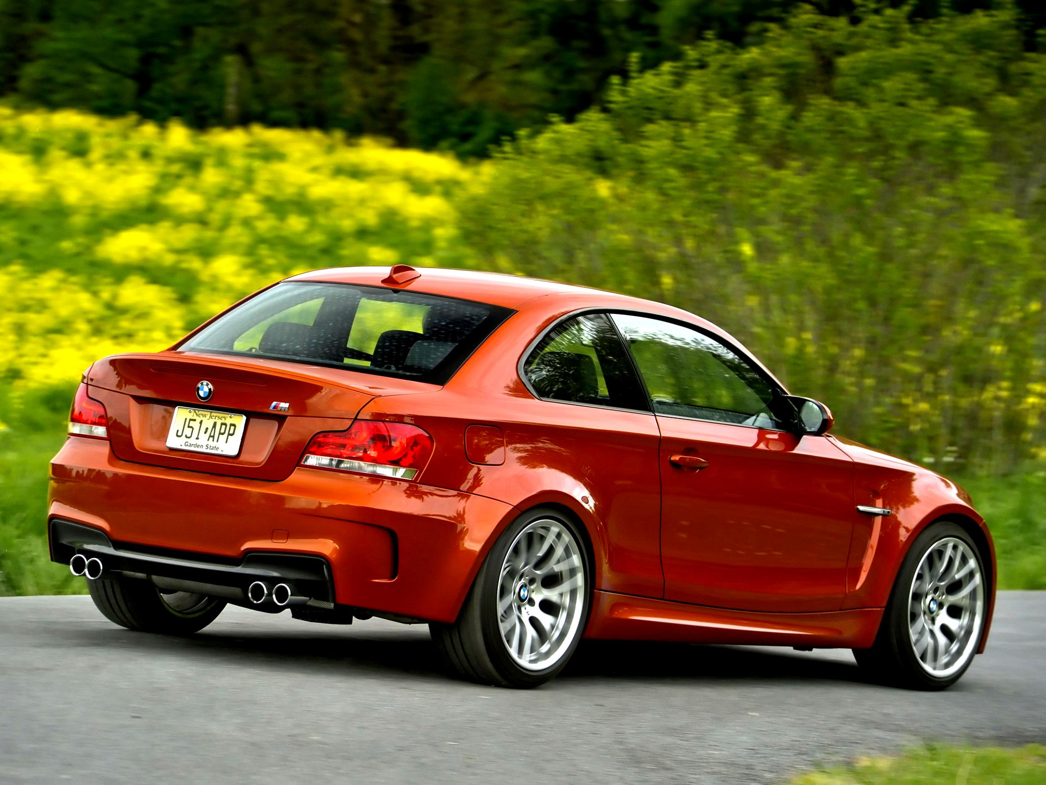 2010 BMW 1 Series M Coupe photo - 2