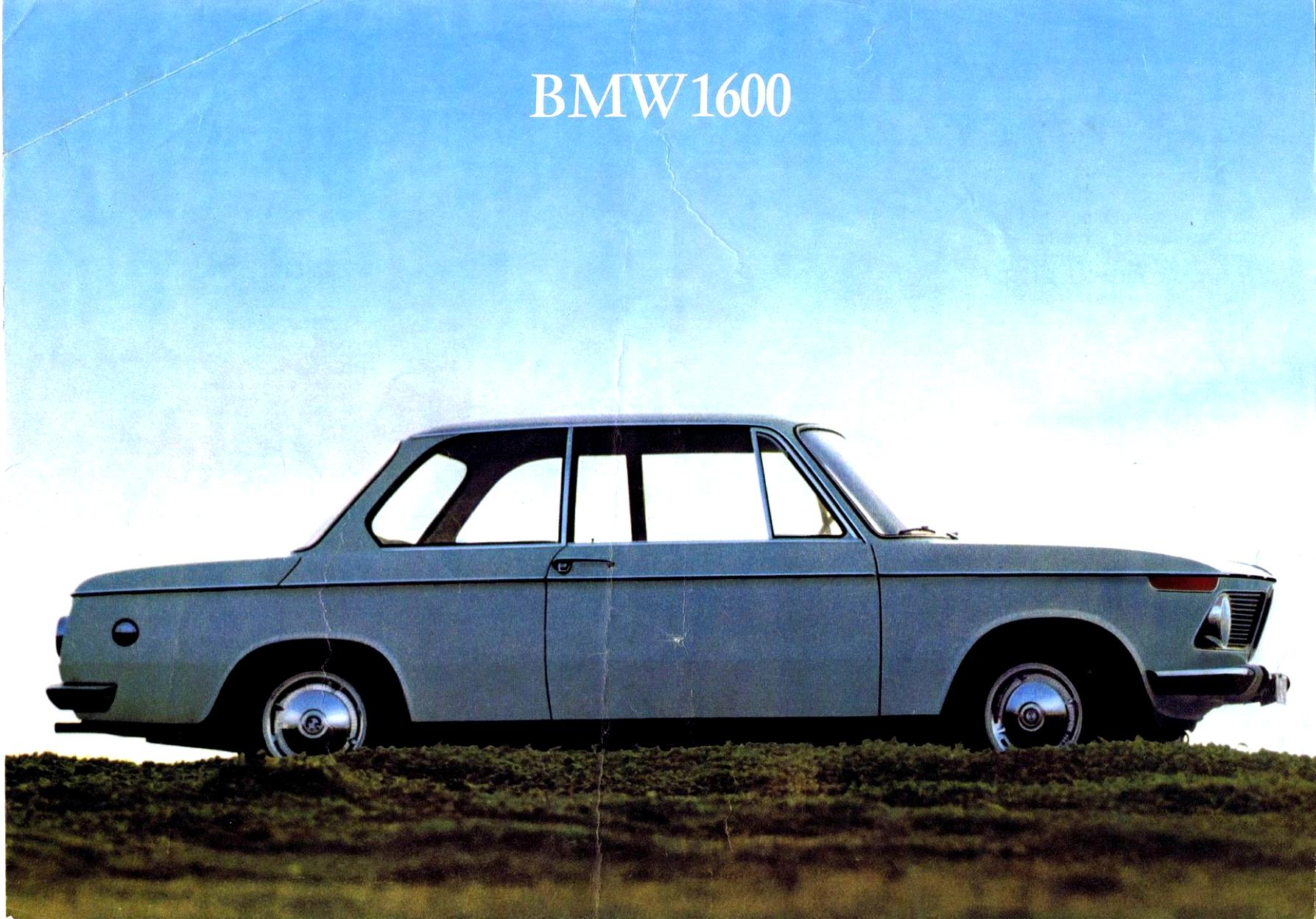 BMW 1500 1962 on MotoImg.com