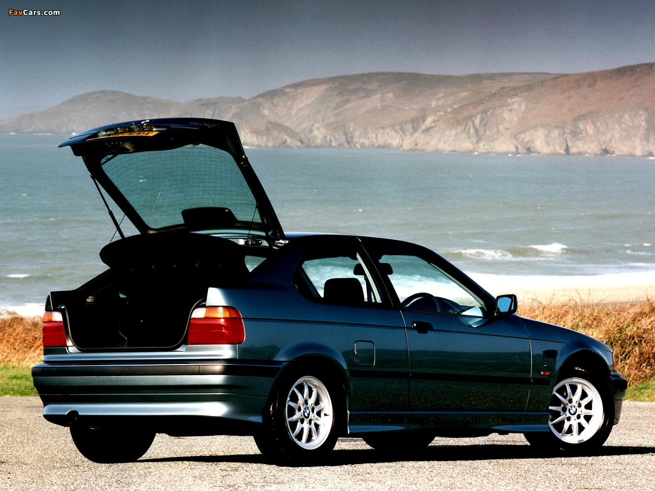 bmw 3 series compact e36 1994 on. Black Bedroom Furniture Sets. Home Design Ideas