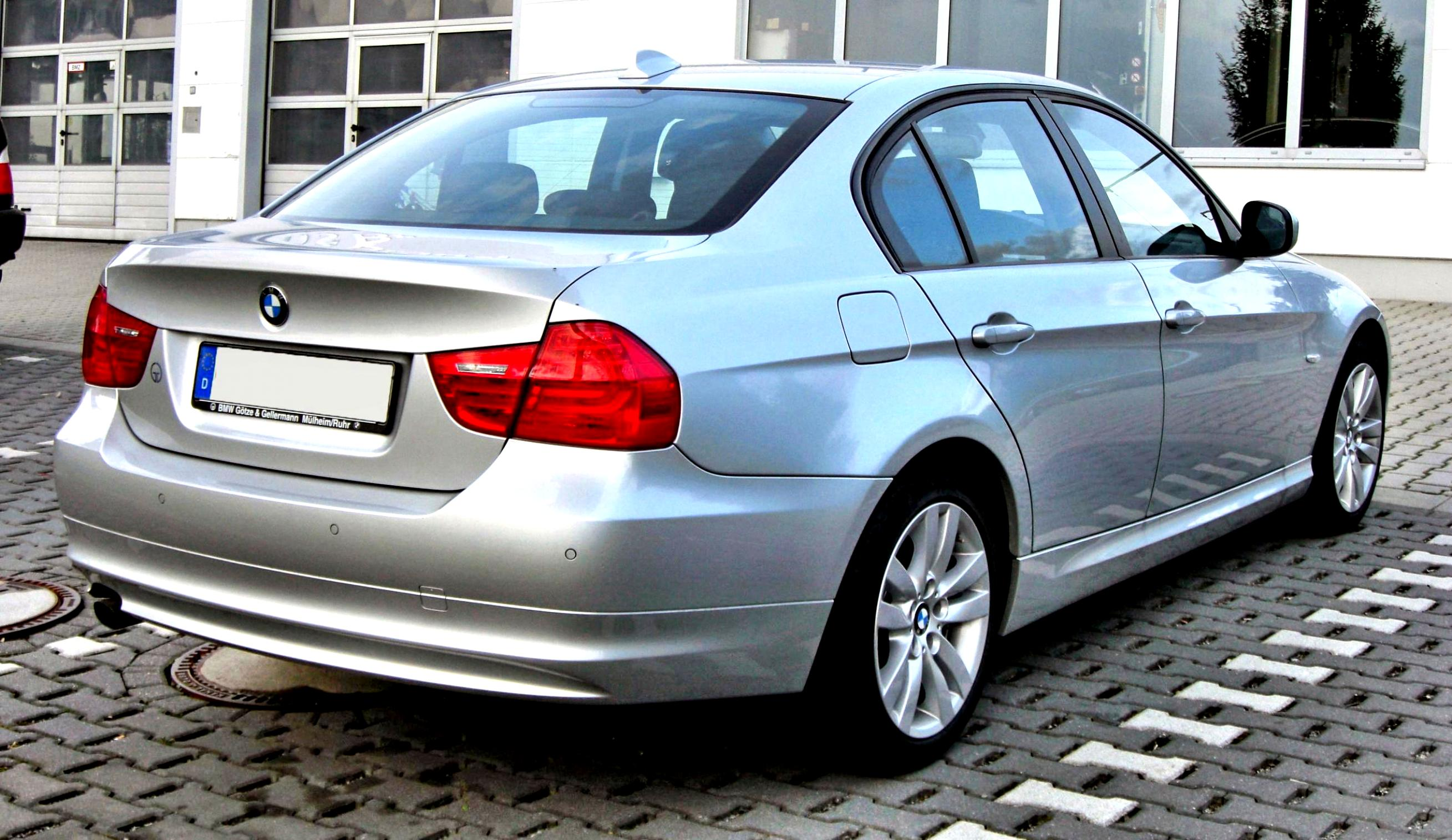 BMW 3 Series E90  WikiVisually