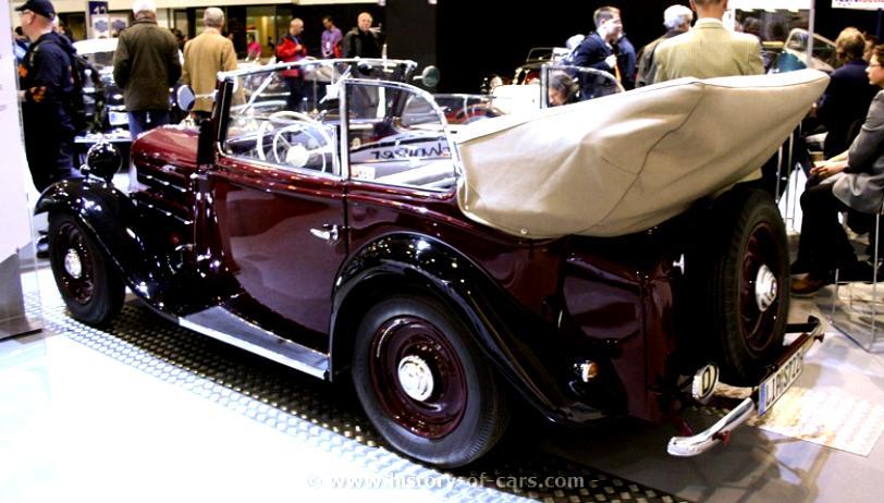 BMW 303 1933 on MotoImg.com